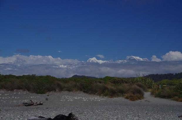 montagne et plage